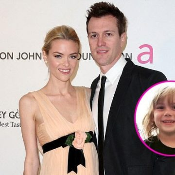 Meet James Knight Newman – Photos Of Jaime King's Son With Husband Kyle Newman