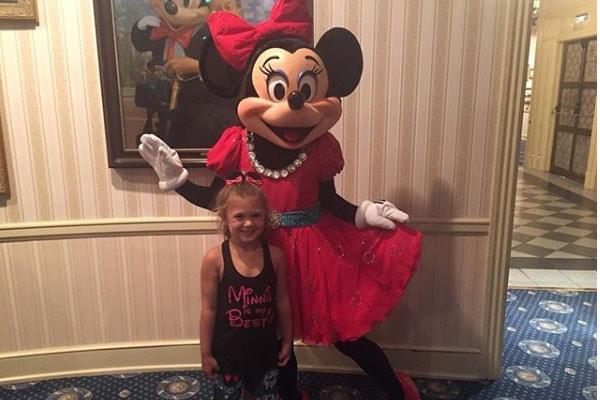 Kevin Federline's Daughter Jordan Kay Federline.
