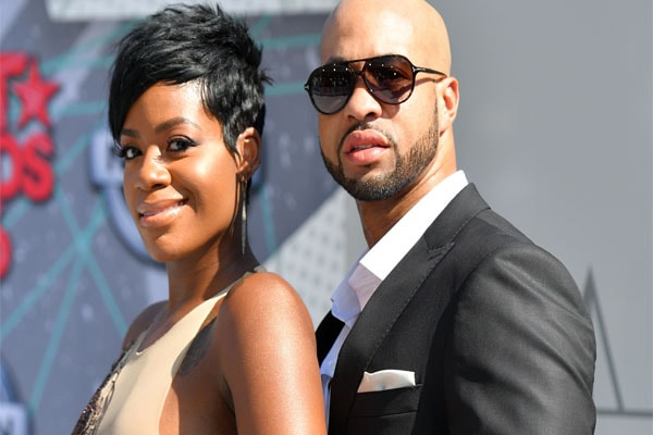 Fantasia Barrino's husband Kendall Taylor on events with her
