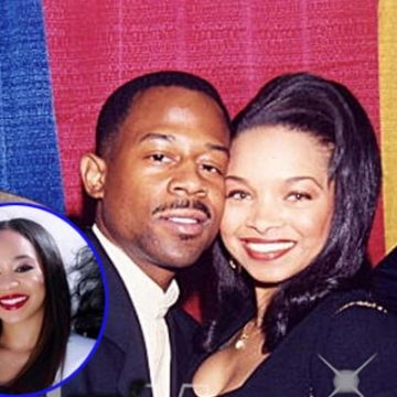 Meet Jasmine Page Lawrence – Photos Of Martin Lawrence's Daughter With Ex-Wife Patricia Southall