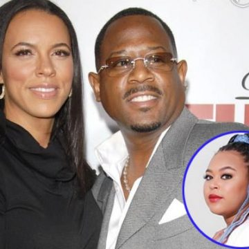 Meet Amara Trinity Lawrence – Photos Of Martin Lawrence's Daughter With Ex-Wife Shamicka Gibbs
