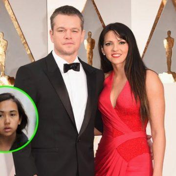 Meet Alexia Barroso – Photos of Matt Damon's Stepdaughter With Wife Luciana Barroso