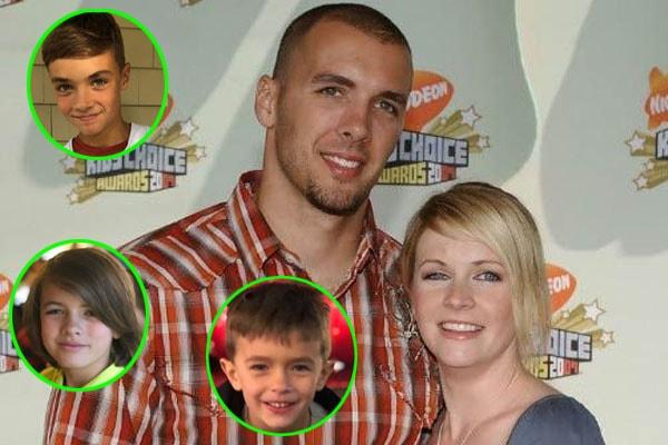 Melissa Joan Hart's sons