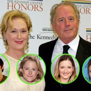 Meet All Four Children Of Meryl Streep. All Are Grown Up and Successful