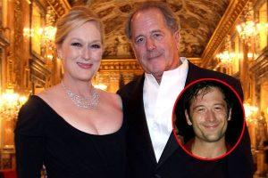 Meryl Streep's son Henry Wolfe Gummer