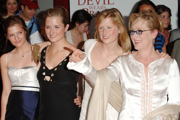 Meryl Streep's children