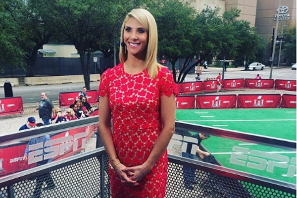Joe Buck's wife Michelle Beisner Buck