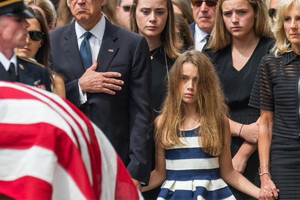 Late Beau Biden's daughter Natalie Biden