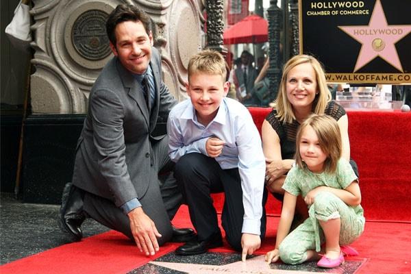 Paul Rudd family