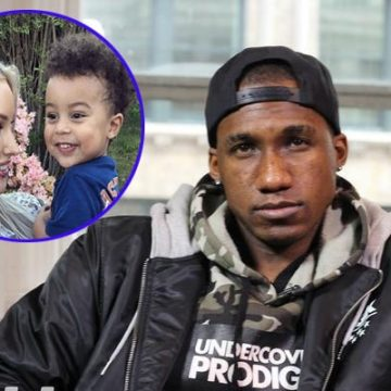 Know The Love Life Of Rapper Hopsin. Plus He Also Has A Son