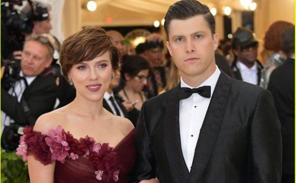 After Marrying Twice Actress Scarlett Johansson Has A Comedian Boyfriend