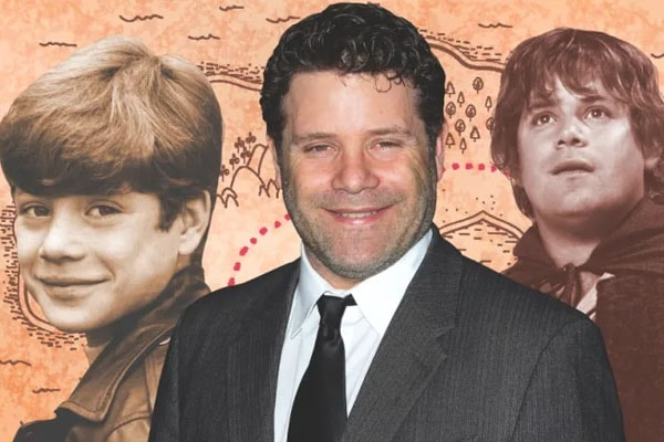 Sean Astin's net worth and earnings.