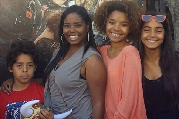 Shar Jackson's Children