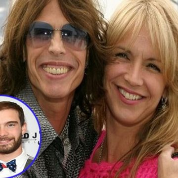 Meet Taj Monroe Tallarico – Photos Of Steven Tyler's Son With Ex-Wife Teresa Barrick