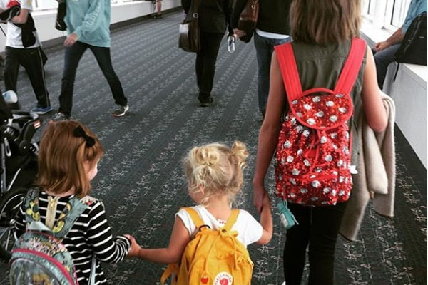 Taylor Hanson's daughters