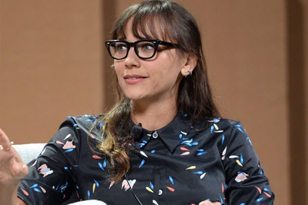 The American actress, Rashida Jones