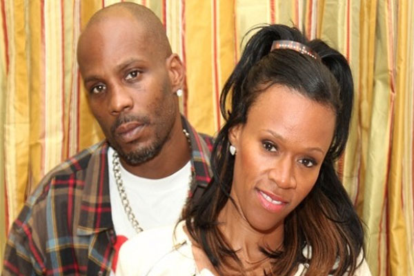 The rapper DMX and his ex-wife Tashera Simmons