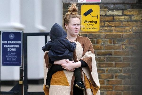 Adele's Son