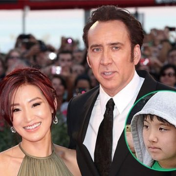 Meet Kal-El Coppola Cage – Photos Of Nicolas Cage's Son With Ex-Wife Alice Kim