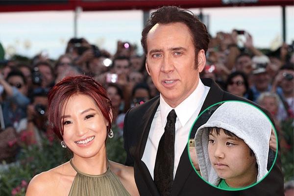 Kal-El Coppola Cage, Nicolas Cage's son