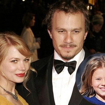 Meet Matilda Ledger – Photos Of Michelle Williams' Daughter With Late Heath Ledger