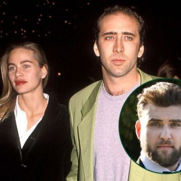 Meet Weston Coppola Cage – Photos Of Nicolas Cage's Son With Baby Mama Christina Fulton