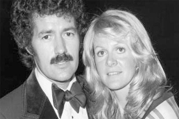 Alex Trebek's ex-wife, Elaine Callei