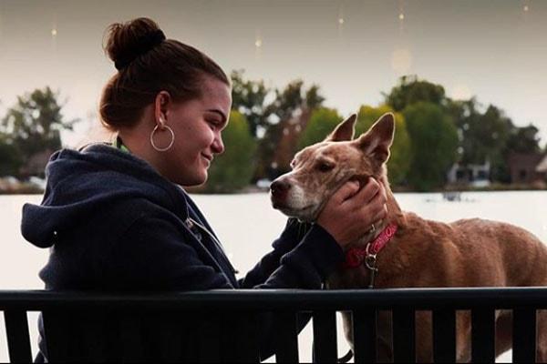 Bonnie loves animals