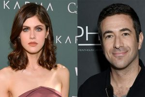 Ari Melber is dating Baywatch actress,Alexandra Daddario