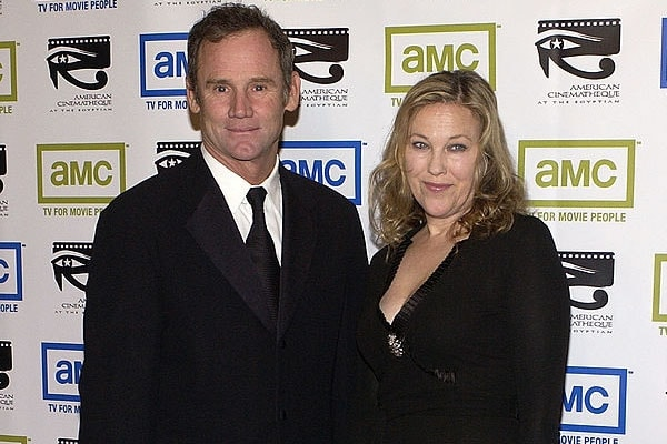 Bo Welch and Catherine O'Hara son Matthew Welch