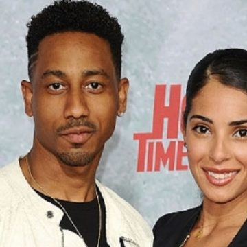 Meet Denise Xavier – Photos Of Brandon T. Jackson's Partner/Girlfriend