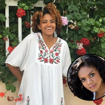 Meet Butterfly Rose Oldham – Photos Of Kimberly Elise's Daughter With Ex-Husband Maurice Oldham