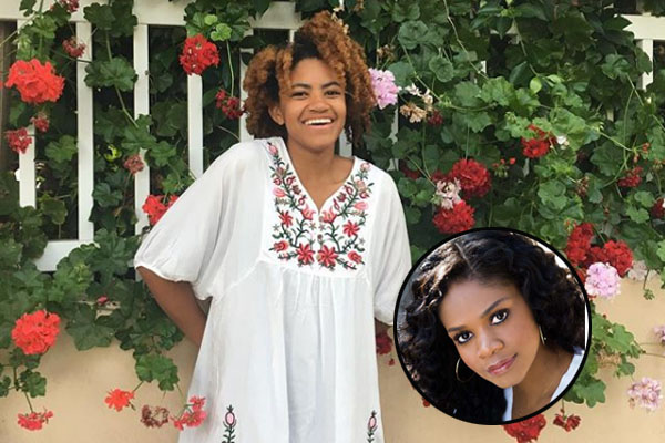 Maurice Oldham and Kimberly Elise's daughter is Butterfly Rose Oldham
