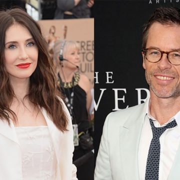 Meet Monte Pearce – Photos Of Carice van Houten's Son With Husband Guy Pearce