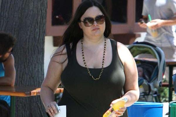 Charlie Sheen's daughter Cassandra Jade Estevez
