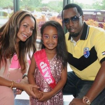Meet Chance Combs – Photos Of P. Diddy aka Sean Combs' Daughter With Baby Mama Sarah Chapman