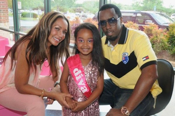 Chance Combs is P. Diddy and Sarah Chapman's daughter