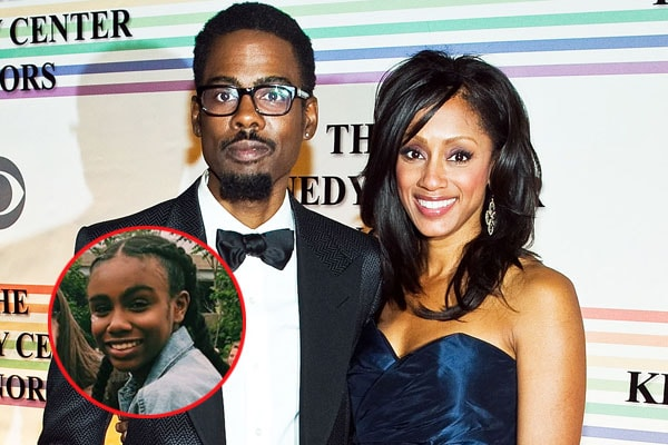 Chris Rock's daughter Zahra Savannah Rock