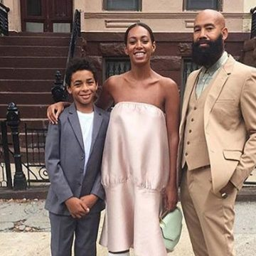 Meet Daniel Julez Smith, Jr – Photos Of Solange Knowles' Son With Ex-Husband Daniel Smith