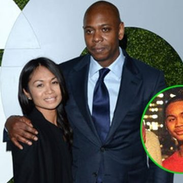 Meet Ibrahim Chappelle – Photos Of Dave Chappelle's Son With Wife Elaine Chappelle