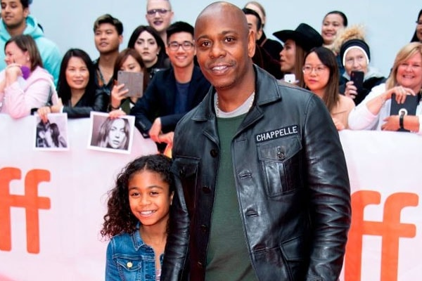 Dave Chappelle's daughter Sonal Chappelle