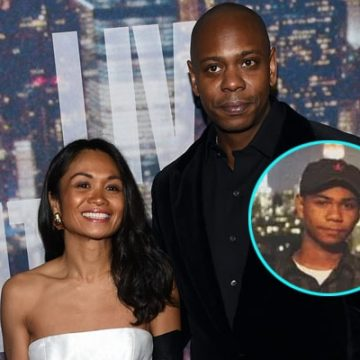 Meet Sulayman Chappelle – Photos Of Dave Chappelle's Son With Wife Elaine Chappelle