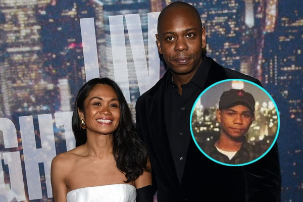 Dave Chappelle's son Sulayman Chappelle