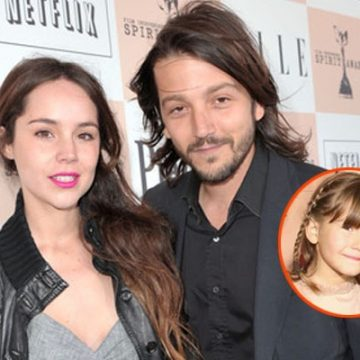 Meet Fiona Luna – Photos Of Diego Luna's Daughter With Ex-Wife Camila Sodi