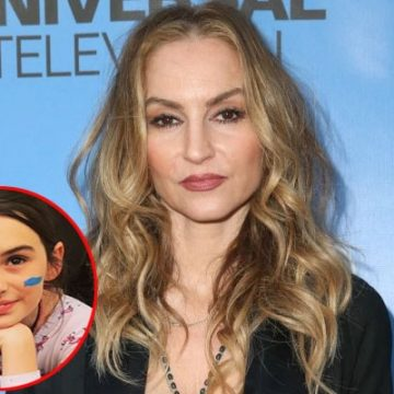 Meet Alabama Gypsy Rose Jennings – Photos Of Drea de Matteo's daughter With Ex-Fiance Shooter Jennings