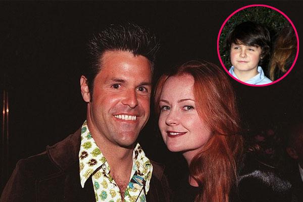 Jennifer Nicholson's son Duke Nicholson