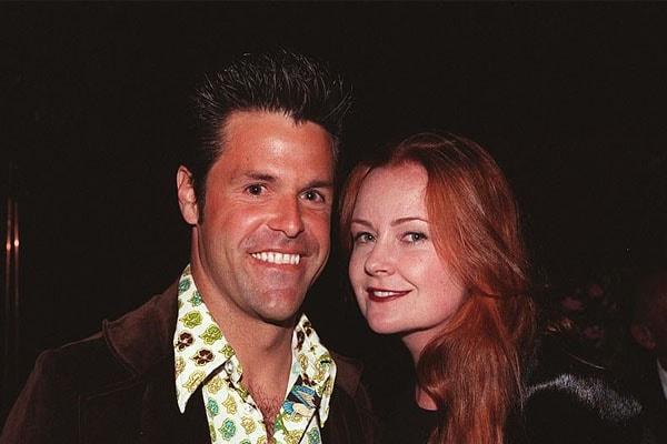 Jennifer Nicholson's ex-partner Mark Norfleet