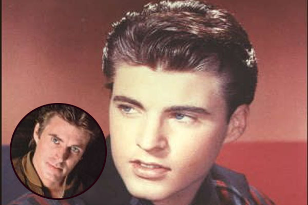 Ricky Nelson's son, Eric Jude Crewe
