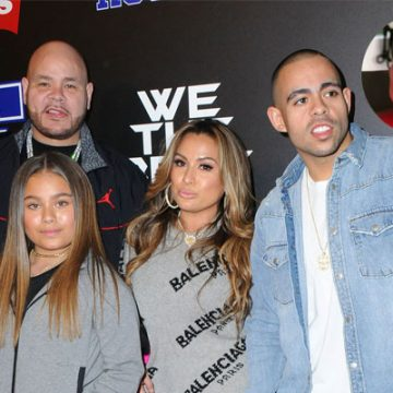Meet All The Three Children Of Fat Joe With Wife Lorena Cartagena