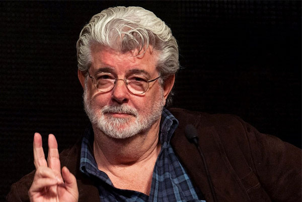 Film maker, George Lucas children